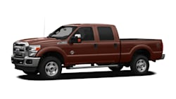 (XLT) 4x2 SD Crew Cab 6.75 ft. box 156 in. WB SRW