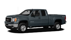(Work Truck) 4x4 Extended Cab 8 ft. box 158.2 in. WB