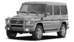 (Base) G 550 4dr All-wheel Drive