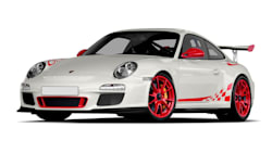 (GT3 RS 4.0) 2dr Rear-wheel Drive Coupe