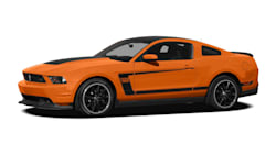 (Boss 302) 2dr Coupe