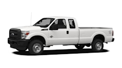 (Lariat) 4x2 SD Super Cab 8 ft. box 158 in. WB SRW