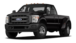(XLT) 4x4 SD Super Cab 8 ft. box 158 in. WB DRW