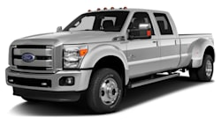 (XLT) 4x4 SD Crew Cab 8 ft. box 172 in. WB DRW