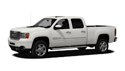 (Denali) 4x4 Crew Cab 6.6 ft. box 153.7 in. WB