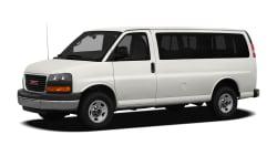(LS) Rear-wheel Drive Passenger Van