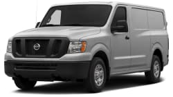 (NV1500 S V6) 3dr Rear-wheel Drive Cargo Van