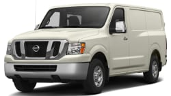 (NV3500 HD S V8) 3dr Rear-wheel Drive Cargo Van