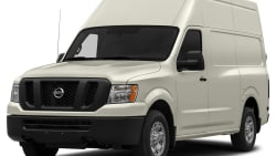 (S V6) 3dr Rear-wheel Drive High Roof Cargo Van