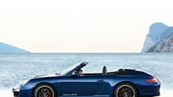 (Carrera GTS) 2dr Rear-wheel Drive Cabriolet