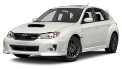 (WRX Limited) 4dr All-wheel Drive Hatchback