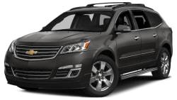 (LTZ) Front-wheel Drive