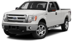 (XLT) 4x4 SuperCab Styleside 8 ft. box 163 in. WB