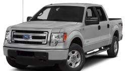 (Lariat) 4x2 SuperCrew Cab Styleside 6.5 ft. box 157 in. WB