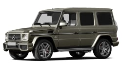 (Base) G 63 AMG 4dr All-wheel Drive