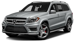 (Base) GL 63 AMG 4dr All-wheel Drive 4MATIC