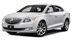 (Leather Group) 4dr Front-wheel Drive Sedan