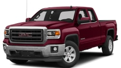 (SLE) 4x2 Double Cab 6.6 ft. box 143.5 in. WB