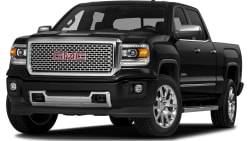 (Denali) 4x4 Crew Cab 6.5 ft. box 153.5 in. WB