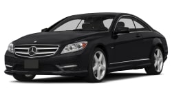 (Base) CL550 2dr All-wheel Drive 4MATIC Coupe