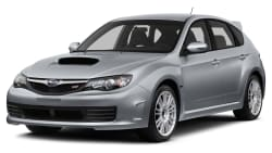 (STI) 4dr All-wheel Drive Hatchback