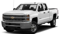 (LTZ) 4x2 Double Cab 158.1 in. WB SRW