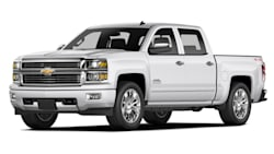 (High Country) 4x2 Crew Cab 8 ft. box 167.7 in. WB