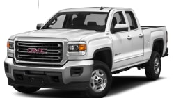 (SLE) 4x4 Double Cab 8 ft. box 158.1 in. WB