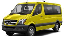 (Standard Roof I4) Sprinter 2500 Passenger Van 144 in. WB Rear-wheel Drive