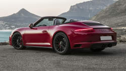 (Carrera GTS) 2dr Rear-wheel Drive Cabriolet