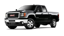 (Work Truck) 4x2 Extended Cab 158.2 in. WB SRW
