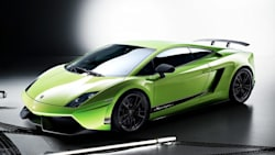 (LP570-4 Superleggera) 2dr All-wheel Drive Coupe