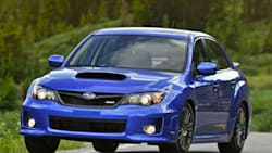 (WRX Limited) 4dr All-wheel Drive Sedan