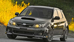 (WRX) 4dr All-wheel Drive Hatchback