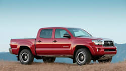(Base V6) 4x4 Double Cab 140.6 in. WB