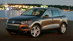 (TDI Executive) 4dr All-wheel Drive 4MOTION