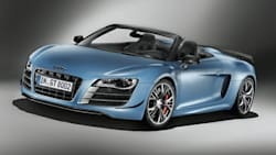 (GT) 2dr All-wheel Drive quattro Spyder