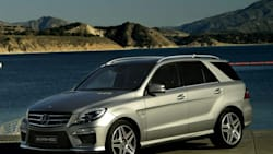 (Base) ML63 AMG 4dr All-wheel Drive 4MATIC