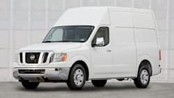 (SV V8) 3dr Rear-wheel Drive High Roof Cargo Van