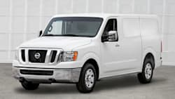 (S V8) 3dr Rear-wheel Drive Cargo Van
