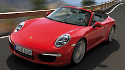 (Carrera S) 2dr Rear-wheel Drive Cabriolet