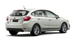 (WRX) 4dr All-wheel Drive Hatchback