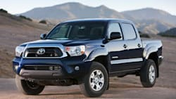 (PreRunner) 4x2 Double Cab 127.4 in. WB