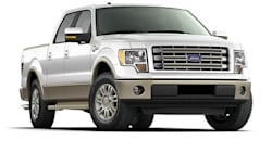 (King Ranch) 4x4 SuperCrew Cab Styleside 5.5 ft. box 145 in. WB