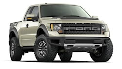 (SVT Raptor) 4x4 SuperCab Styleside 5.5 ft. box 133 in. WB