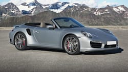 (Turbo S) 2dr All-wheel Drive Cabriolet