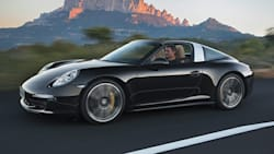 (Targa 4S) 2dr All-wheel Drive Coupe