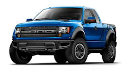 (SVT Raptor) 4x4 Super Cab Styleside 5.5 ft. box 133 in. WB
