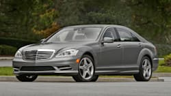 (Base) S550 4dr Rear-wheel Drive Sedan