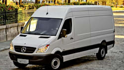 (High Roof) Sprinter 2500 Extended Cargo Van 170 in. WB